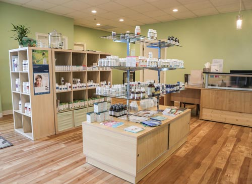 Vitamin Store at West Edmonton Naturopathic